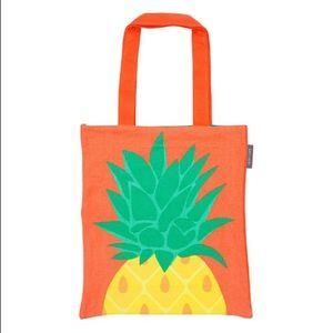 SunnyLife Pineapple tote bag